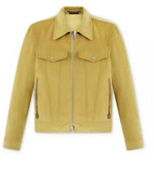 Tom Ford Velvet Western Jacket -with Tags- Rrp4,690 Aud
