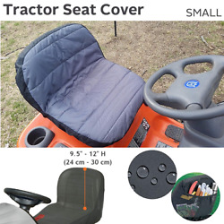 Tractor Husqvarna Lawn Riding Mower Cutter Low Back Seat Cover Cushion Case 12h