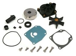 Water Pump Kit For 1990 Johnson, Evinrude 25 Hp J25rlesb Outboard Boat Engine
