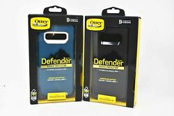 Otterbox Defender Series Case w Holster Clip for Samsung Galaxy S10 Plus NEW $23.95