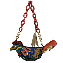 The Falcon Shoulder Bag Collector's Item. Discontinued.