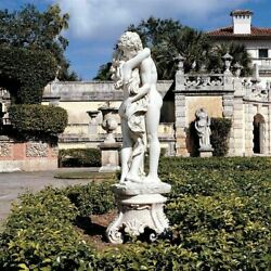Passion Grand Replica 65 Garden Nude Statue With Plinth By Kaleb Martyn