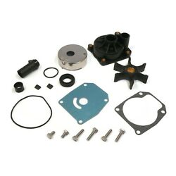 Water Pump Kit For 1993 Johnson, Evinrude 55 Hp J55rwletb Outboard Boat Impeller