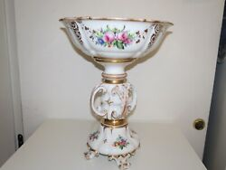 Bing And Grondahl Extra Large Centerpiece From 1853-1895