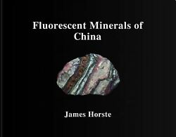 Jh17675 Book Fluorescent Minerals Of China