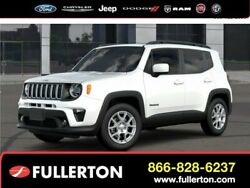 2019 Jeep Renegade Latitude 2019 Jeep Renegade Alpine White Clearcoat with 45 Miles available now!