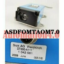 1pc New Sick Laser Distance Sensor Dt500-a111 One Year Warranty Free Shipping