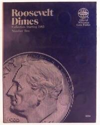 Roosevelt Dimes Collection Starting 1965 Number Two