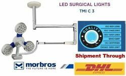 Led Surgical Lights Tmi C- 3 Ot Lamp Operation Theater Operating Lamp Lux 80000