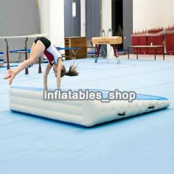 Inflatable Gymnastics Ramp Mat Track Air Sport Airtrack Tumble Outdoor Gym Yoga