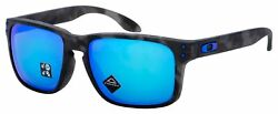 Oakley Holbrook Asia Fit Sunglasses OO9244 3556 Tort Prizm Sapphire Polarized $119.99