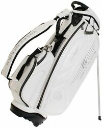 Titleist VOKEY DESIGN Stand Caddie Bag CBS9VW White Color New