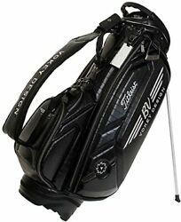 Titleist VOKEY DESIGN Stand Caddie Bag CBS9VW Black Color New