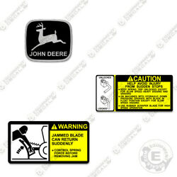 John Deere 54 Blade 300 Decal Kit Plow Attachment For 300 Tractor
