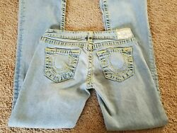 Hot Usa Authentic Rue Religion @ Joey Flared Bootcut Size 28