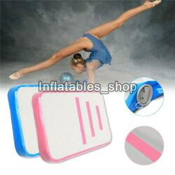 2m Inflatable Gym Air Track Block Airtrack Gymnastics Mat Outdoor Sport Tumble