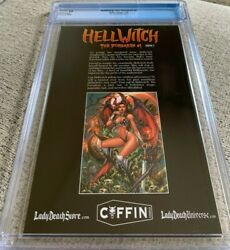 Hellwitch The Forsaken 1 Risque Hot Blooded Edition Cgc 9.8