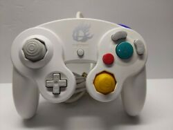 Nintendo White Gamecube Controller Super Smash Bros Wii U Ultimate Switch Usa