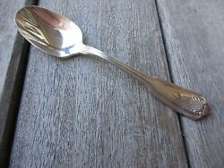 Towle Boston Shell 6 1/8 Teaspoon Silverplate Shell Pattern Discontinued