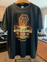 Rare Superbowl Xl Seattle Seahawks Vs Pittsburgh Steelers T-shirt Rolling Stones