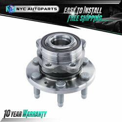 Front Wheel Hub Bearing For 2015 2016 2017 18-2020 Chevy Colorado Gmc Canyon 4wd