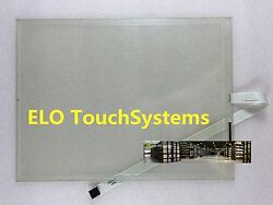1pcs For Touch Systems Et1919l-auwa-1-gy-m2-rvzf1pk-g 19 Touch Screen Glass