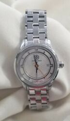 TORY BURCH TORY SILVER DIAL DATE STAINLESS STEEL LADIES WATCH TRB1010 $119.99