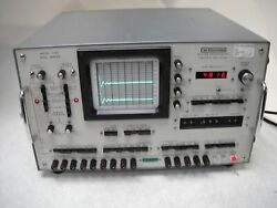 Wilcom T-195 Level Tracer Power Tested Only As-is