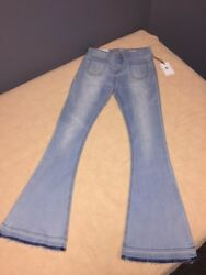 New Girls Jeans Distressed 7 for all mankind 12