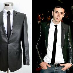 Very Rare Dior Homme Fw01 Party-cocktail Slim Fit Jacket By Hedi Slimane Sz.it48