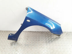 Peugeot 307 2002 Front Right Blue Wing Fender 9643107180