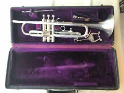 Trumpet Holton Model 1929 - Llewellyn In Very Good Condition