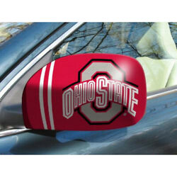 Officially Licensed Ncaa Ohio State Game Day Car Mirror Covers 2 Covers Per Pack