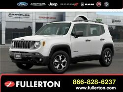 2020 Jeep Renegade North Edition 2020 Jeep Renegade Alpine White Clearcoat with 1 available now!