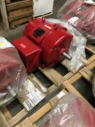 Lincoln Fire Pump Motor - Lm80142 125hp 3600 Rpm 230/460v Odp 404ts