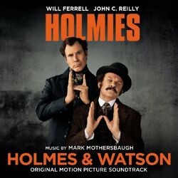 Mark Mothersbaugh - Holmes And Watson [original Motion Picture Soundtrack]