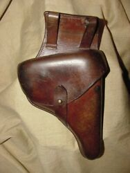 1910 Dreyse Holster Rare And Unaltered