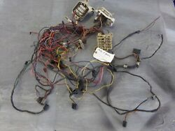 1970 Mopar E-body Wiring Harness - For Parts - Not Working - Challenger - Cuda