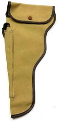 Wwi Wwii German Mauser C96 Broomhandle Holster Rig For Stock-canvas