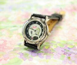 Made by Fossil for Mattel 1995 Barbie quot;Solo in the Spotlightquot; Watch Rare $149.95