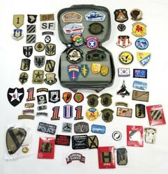 Tactical Tailor Msm Mega Patch Book W/90+ Patches-army/air Force/navy/usmc+more