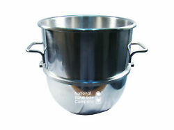 Mixer Bowl For 60 Quart Hobart Mixers Replaces 27688 Stainless Steel