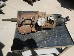 Studebaker Transmission Overdrive T86e - 1a Tail R10b-1m 1950's 51 52 53 54