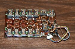 Icom Ic-761 765 Parts Low Pass Filter Unit Board