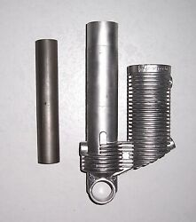70s Vintage Marzocchi And0392and039 Shock Body W/ Sleeve For Penton/ktm Ex/resto Px408
