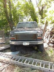 351 Modified Engine 1978 Motor Holly Carburetor 850 Been Sitting For 15 Years.