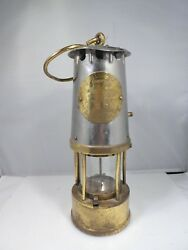 Antique Protector Lamp And Lighting Company Miner's Lamp