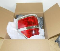 Nos 2009 - 2014 F-150 Oem Genuine Ford Chrome Lh Passenger Tail Lamp Light