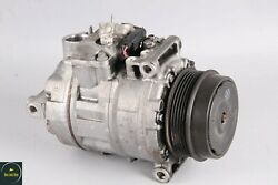 07-11 Mercedes W221 S550 Cl550 A/c Ac Conditioning Compressor 0022301211 Oem