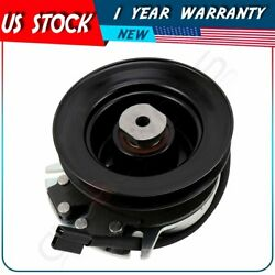 Electric PTO Clutch for Cub Cadet LT1042 917 04163A 917 04163 Upgraded Bearings $118.89